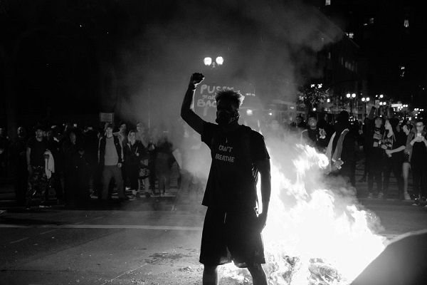 America Dealing With Insurrection, Not Media-Described Unrest